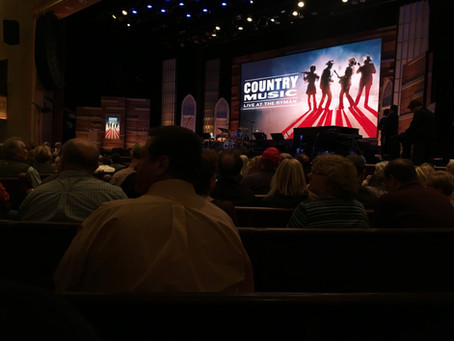 'COUNTRY MUSIC': THE KEN BURNS CONCERT