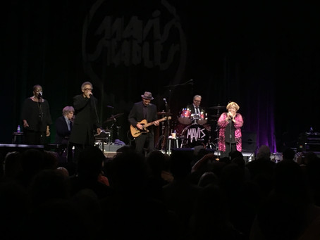 MAVIS STAPLES' NASHVILLE CONCERT PARTY
