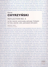 Chyrzynski_Reflection_No_4_Okładka.jpeg
