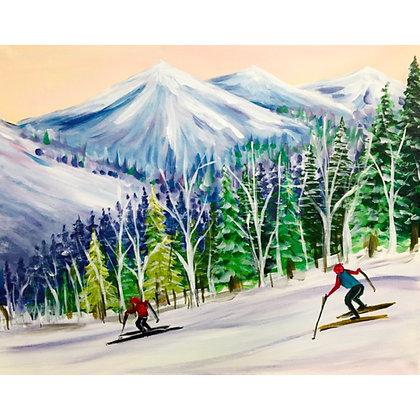 Ski Hills - Video Recording