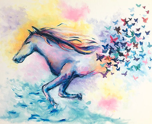 Magical Horse - Video Recording