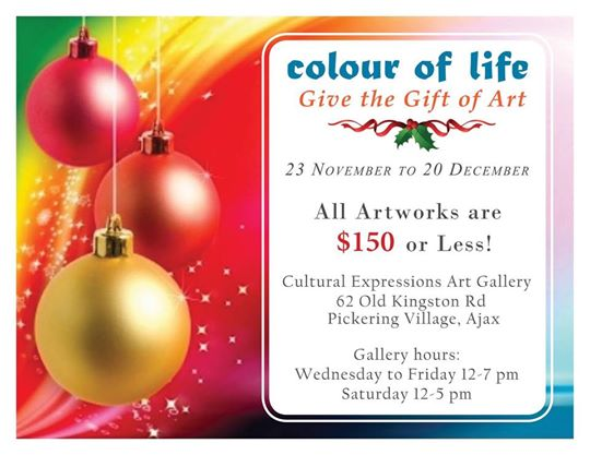 Cultural Expressions Art Gallery