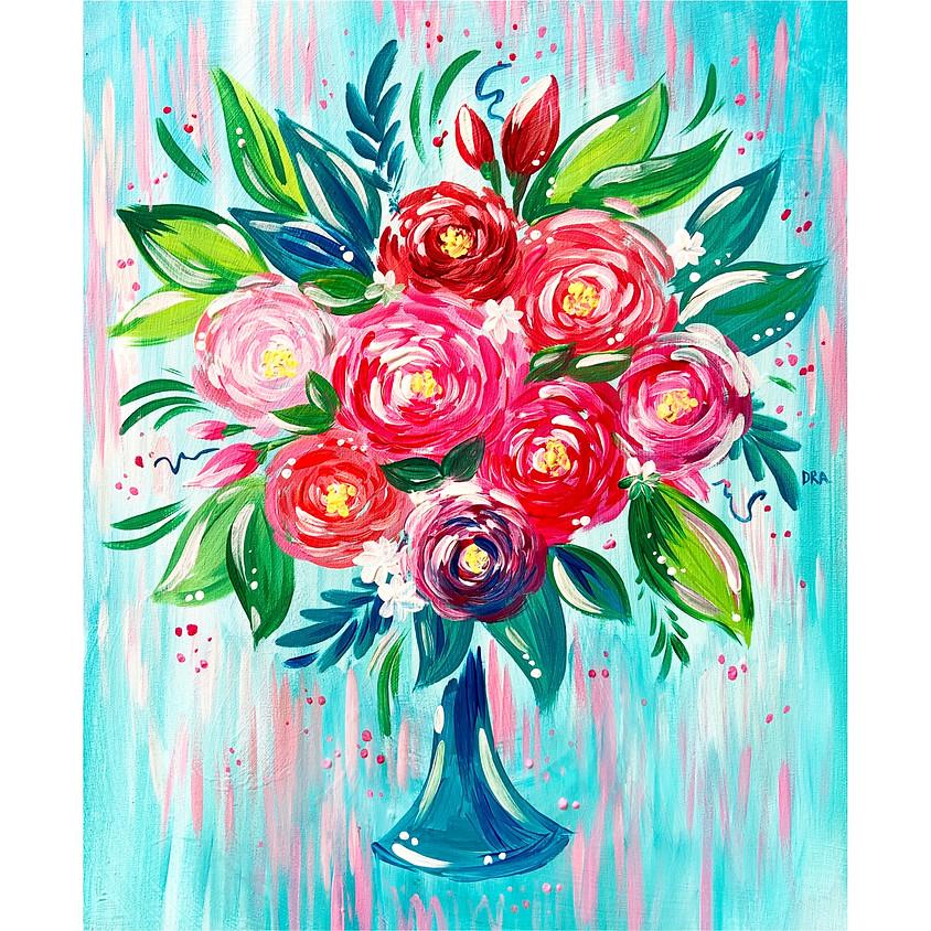 Spring Rose Bouquet