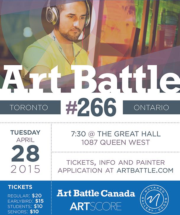 Art Battle 266 - Toronto