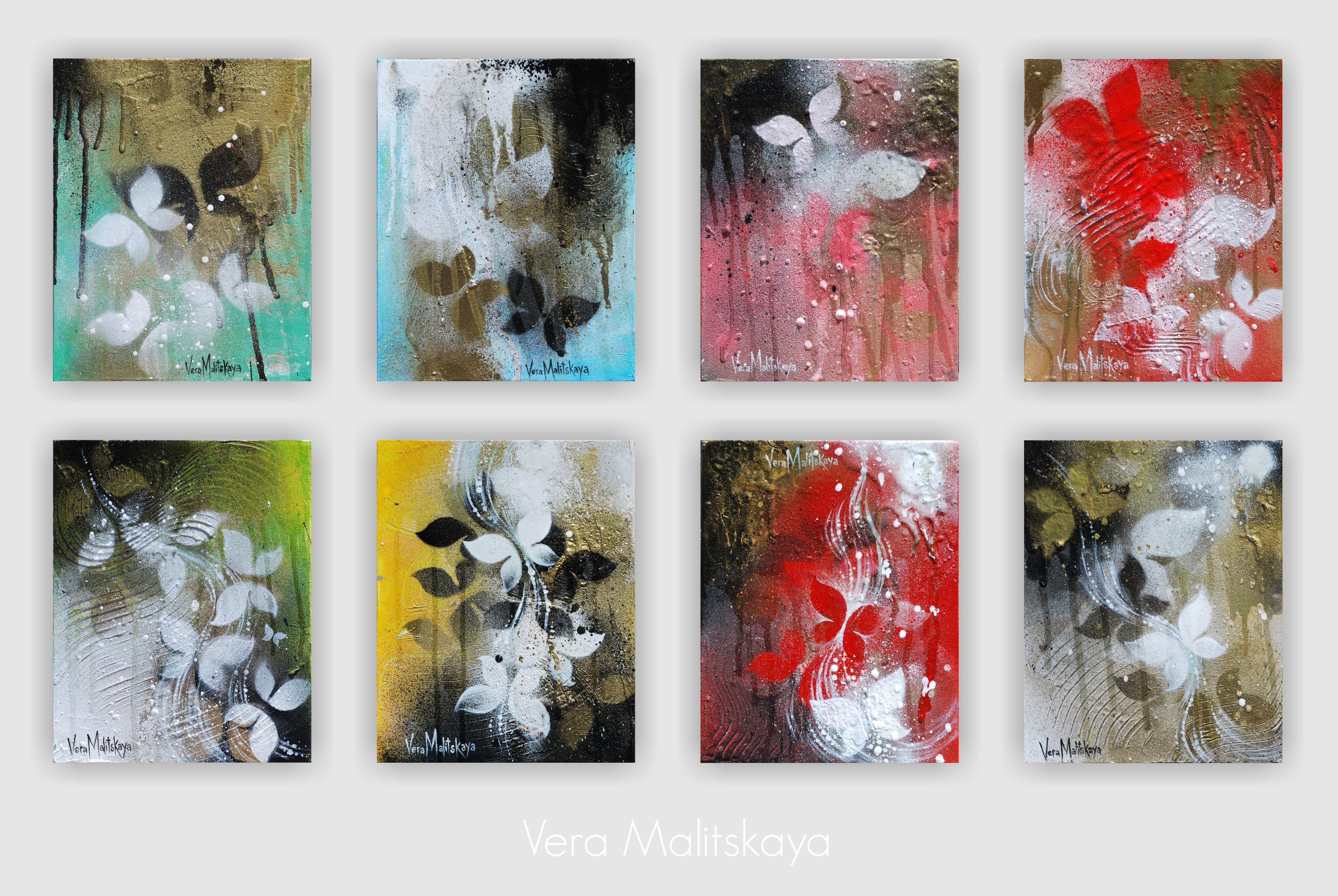 """""""Butterfly Fields"""" Series"""