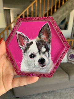 Toronto Pet Portrait Artist