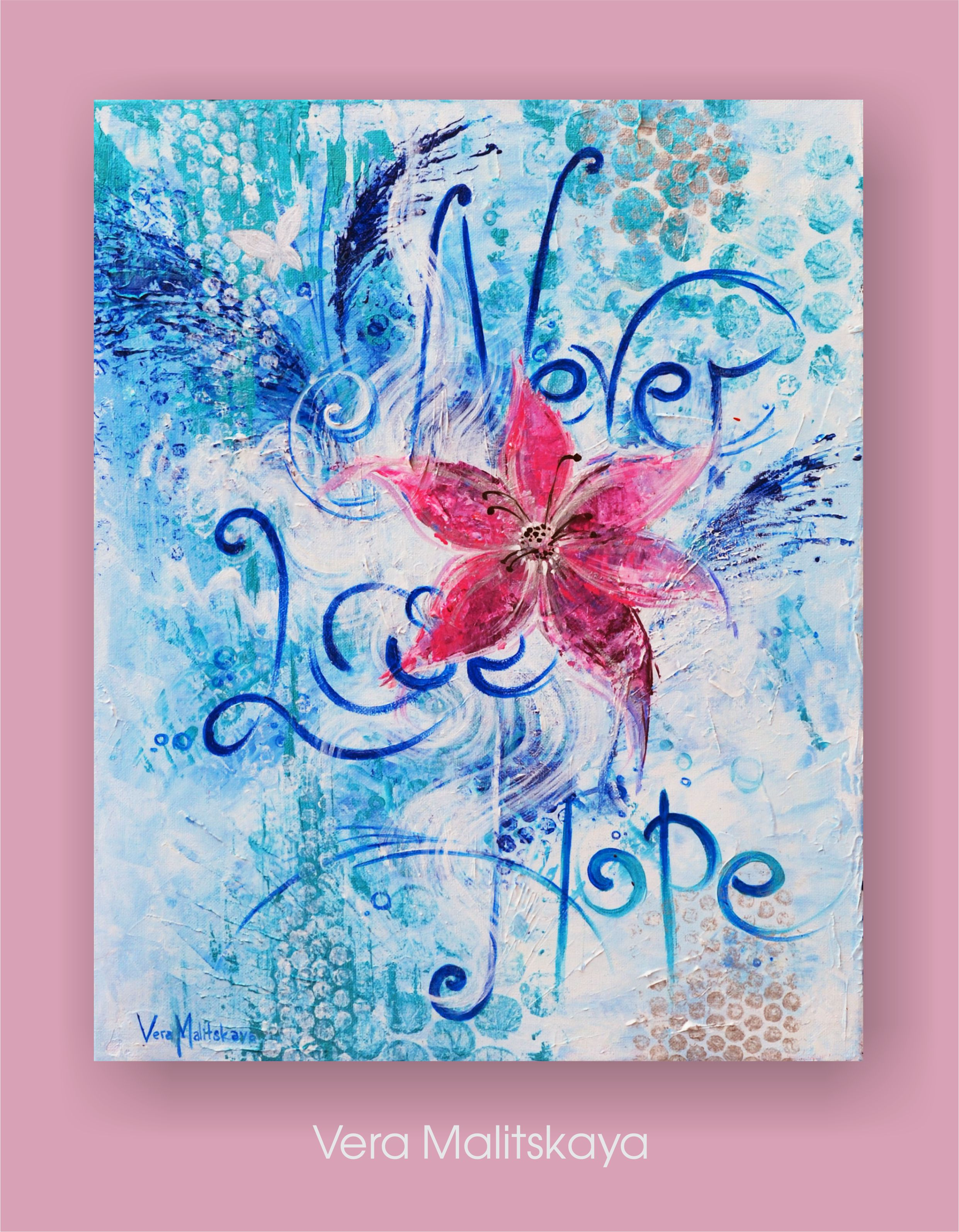 """""""Never Lose Hope"""""""
