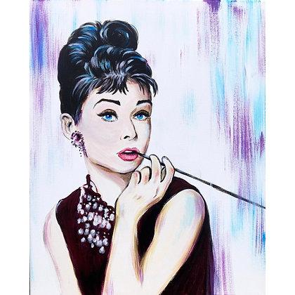 Audrey Hepburn - Video Recording