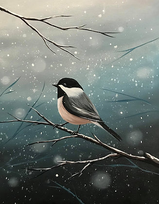 Winter Bird - Video Recording