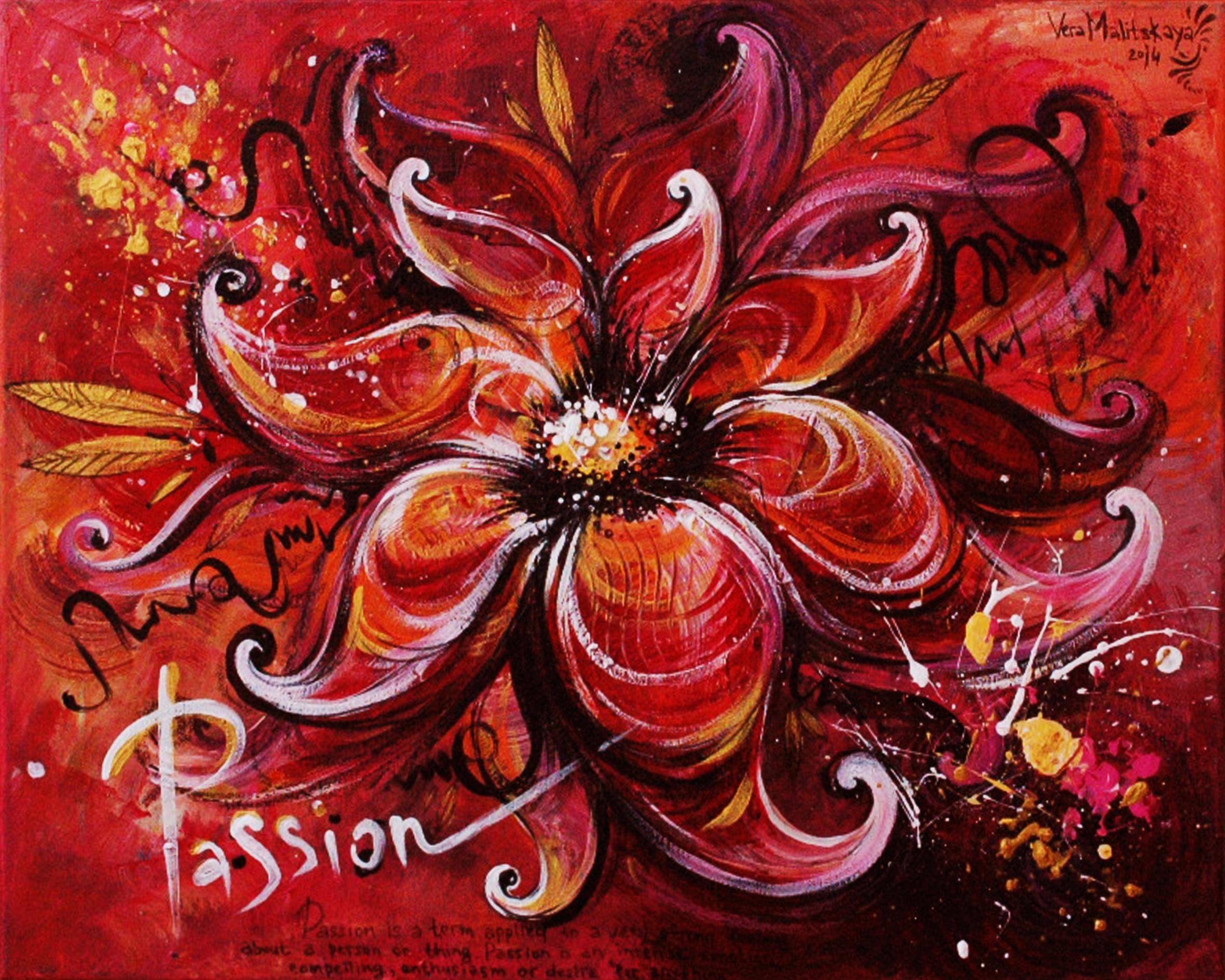 """""""Passion"""""""