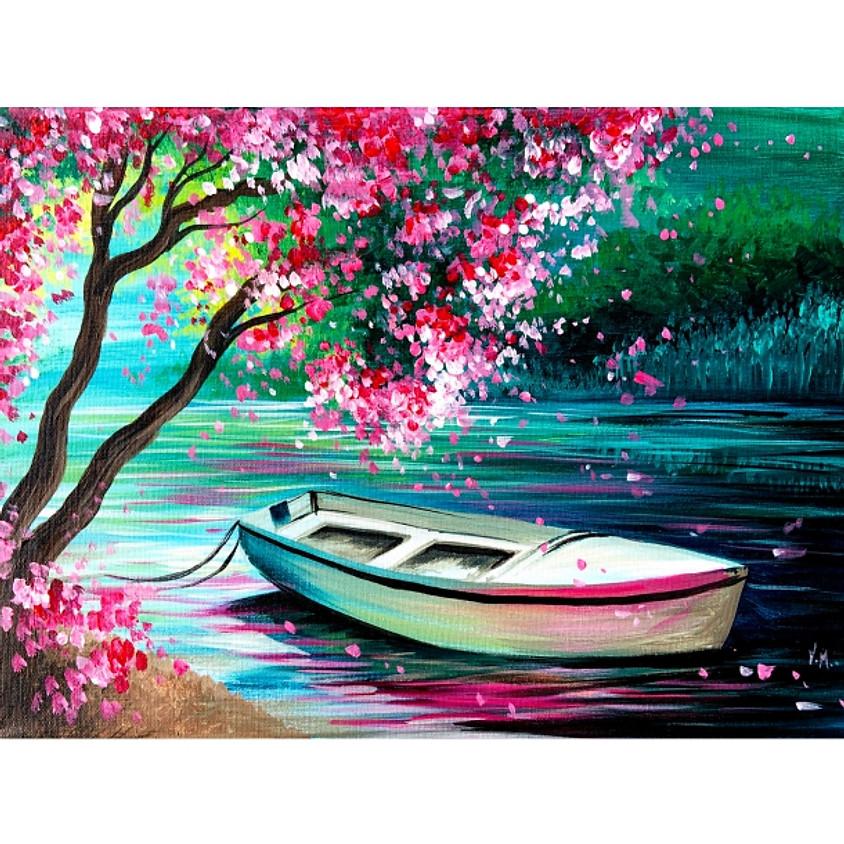 Spring Boat Ride