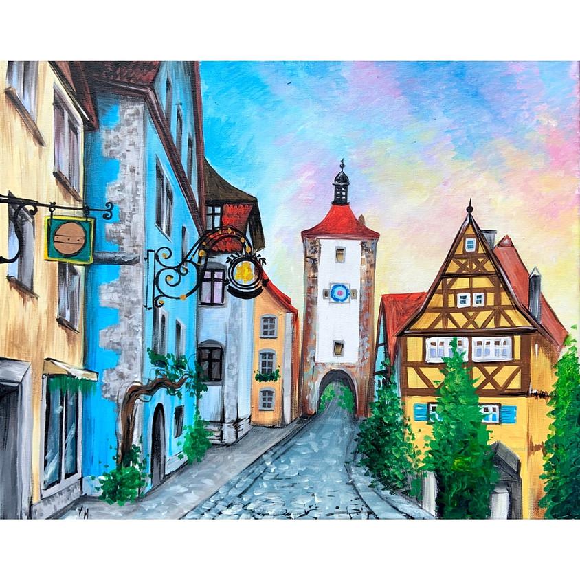 2 day event - German Village