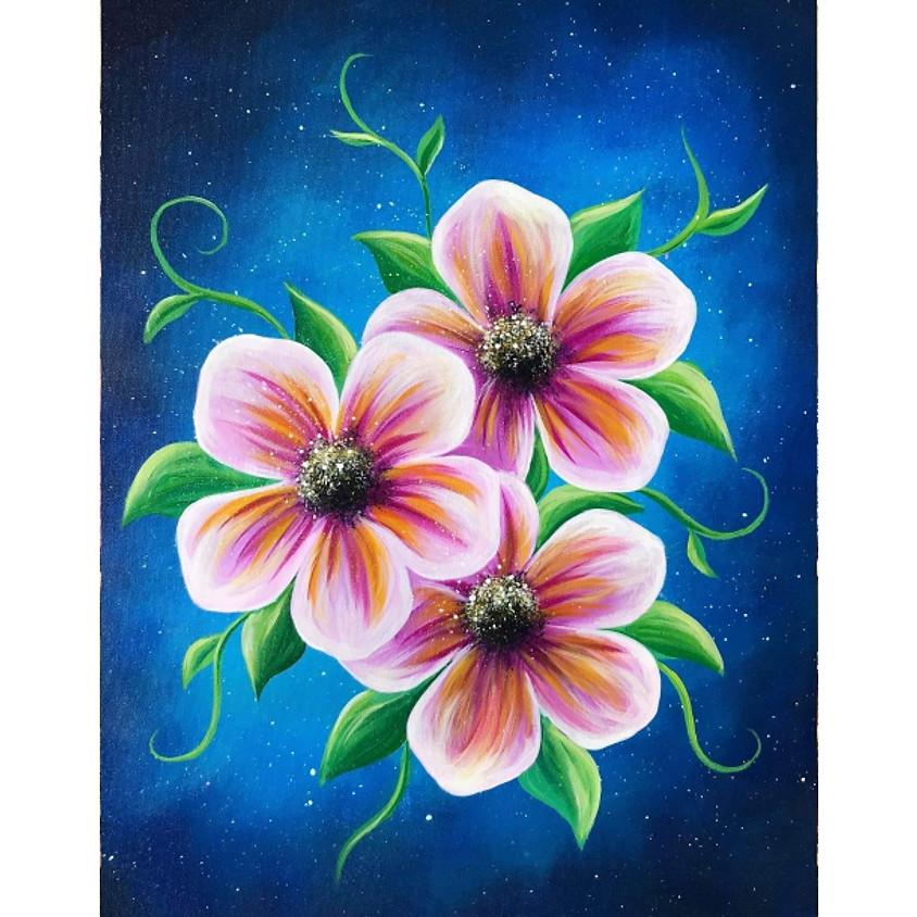 Galaxy Blossoms