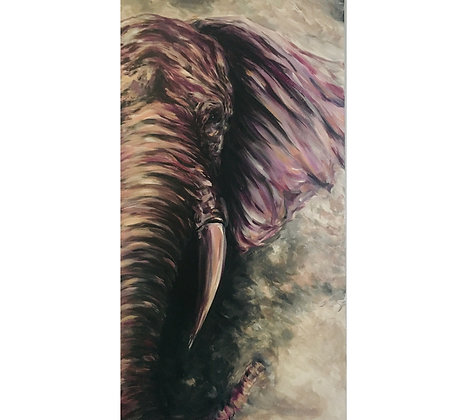 Purple Elephant - Video Recording