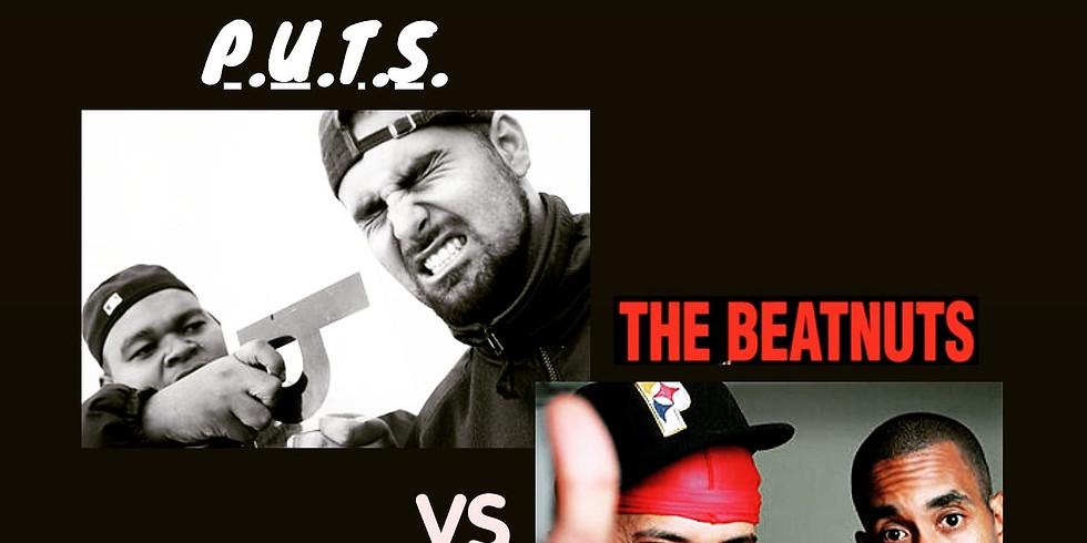 P.U.T.S. vs Beatnuts