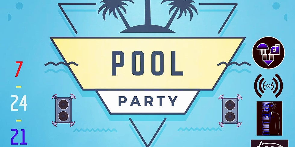 Pool Party Live Stream