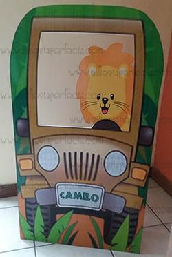 Safari Photobooth
