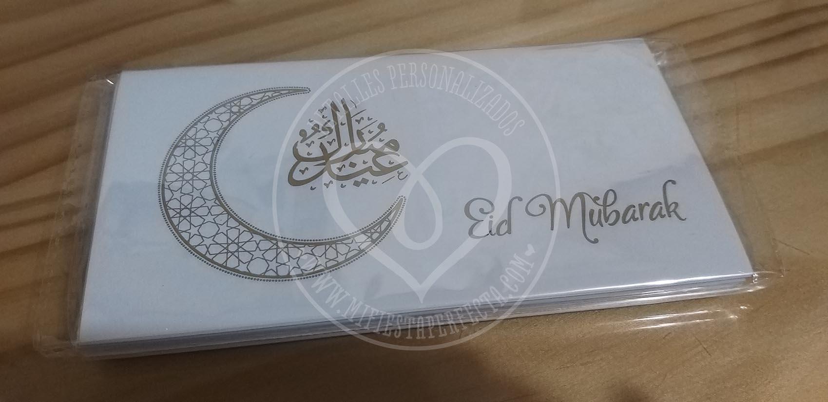 sobres eid mubarak
