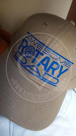 gorra rotary dia del padre