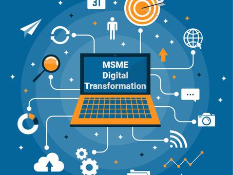 MSME DIGITAL TRANSFORMATION