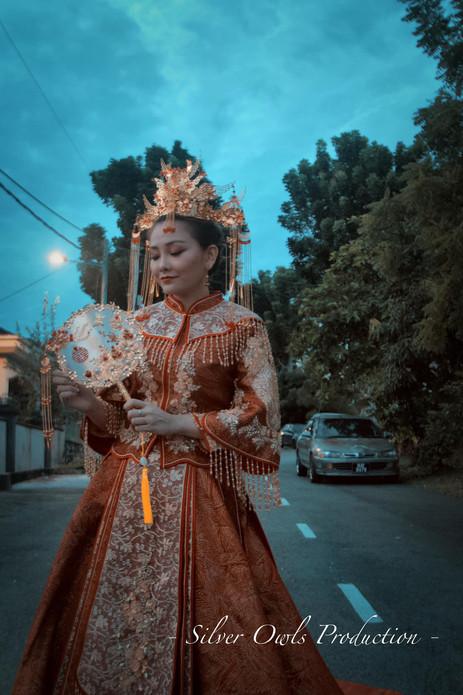Wedding & Actual Day