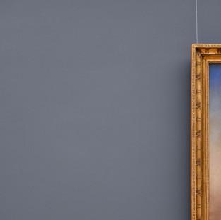 Gianluca Cosci Old Masters # 16 2018 Fujiflex photographic print on aluminium, 67 x 100 cm