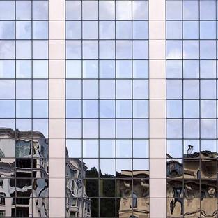 Gianluca Cosci Wall # 18 2011 Diasec mounting on Fujiflex photographic print 60 x 100 cm