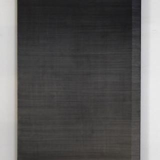 """Gianluca Cosci """"Veiled #19"""" 2020. Oil on canvas 120 x 80 cm"""