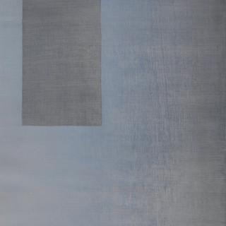 "Gianluca Cosci ""Whitewashing #38"" 2019. Oil on canvas 60 x 35 cm."
