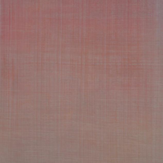 "Gianluca Cosci ""Whitewashing #25"" 2019. Oil on canvas 150 x 40 cm."