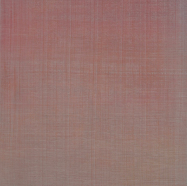 "Gianluca Cosci ""Whitewashing #12"" 2019. Oil on canvas 60 x 20 cm."