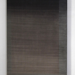 """Gianluca Cosci """"Veiled #20"""" 2020. Oil on canvas 120 x 80 cm"""