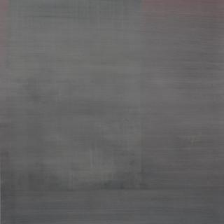 "Gianluca Cosci ""Whitewashing #19"" 2019. Oil on canvas 60 x 40 cm."