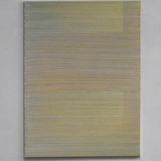 """Gianluca Cosci """"Veiled #8"""" 2020. Oil on canvas 80 x 60 cm"""