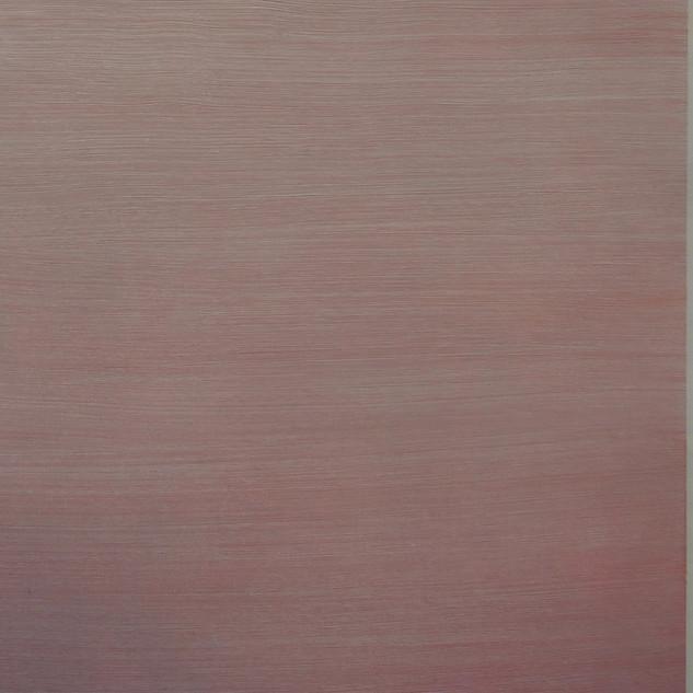 "Gianluca Cosci ""Whitewashing #13"" 2019. Oil on canvas 60 x 20 cm."