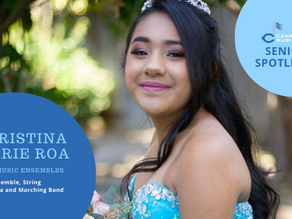 Senior Spotlight: Christina Marie Roa