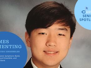 Senior Spotlight: James Bajenting