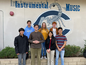 ACHS Music hits high note with Ventura County, All-State honor band selections