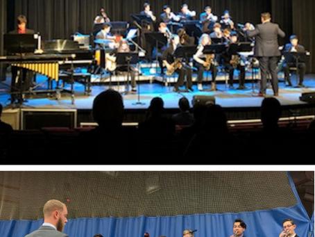Ensembles perform well atWestlake Jazz Festival