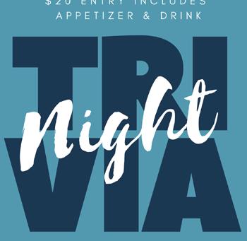 Trivia Night fundraiser set for Feb. 5