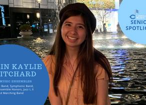 Senior Spotlight: Kaylie Pritchard