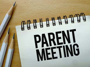 Marching Band Parent Meeting Thurs., 9/17