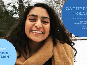 Senior Spotlight: Catherine Ibrahim