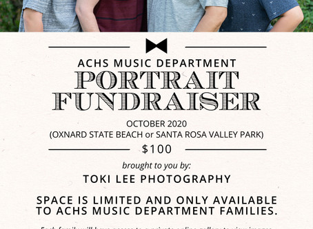 Portrait Fundraiser by Toki Lee Photography