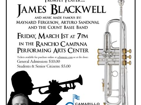 Jazz Concert features Grammy Award-winning musician