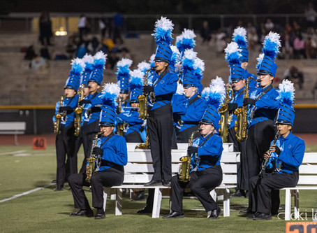 Marching Band video wrap-up