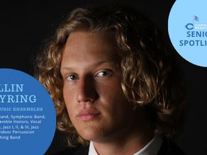 Senior Spotlight: Collin Meyring