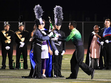 Scorps earn Sweepstakes in Music, sweep division