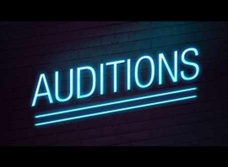 Audition results are in