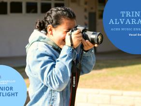 Senior Spotlight: Trinity Alvarado